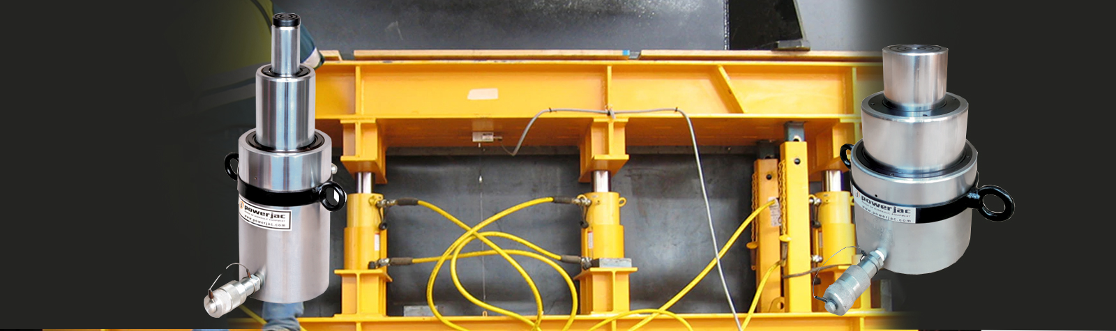Hydraulic Telescopic Jacks